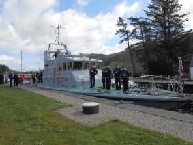 Navy vessel 003
