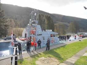 Navy vessel 005
