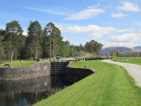 Gairlochy Locks