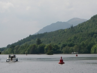 Loch Oich Narrows