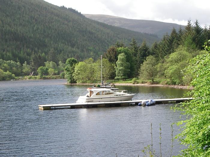 Mountain Star, Loch Oich