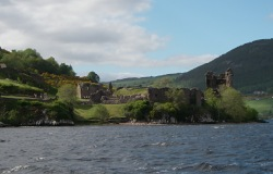 Another view of Urquhart Castle