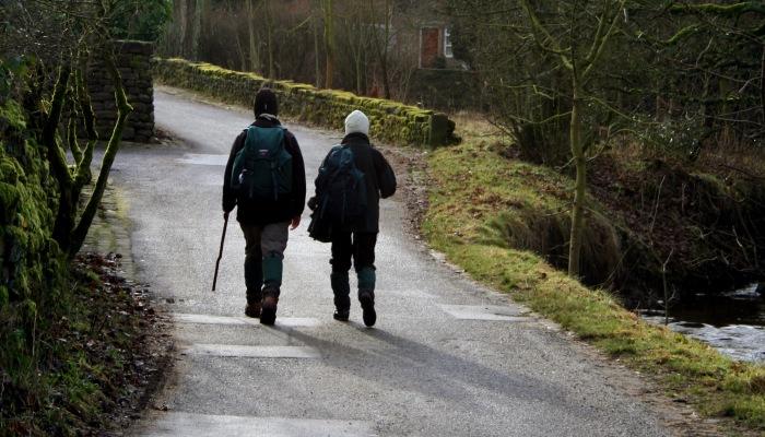 A gentle stroll