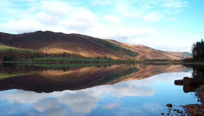 Reflections, Loch Lochy