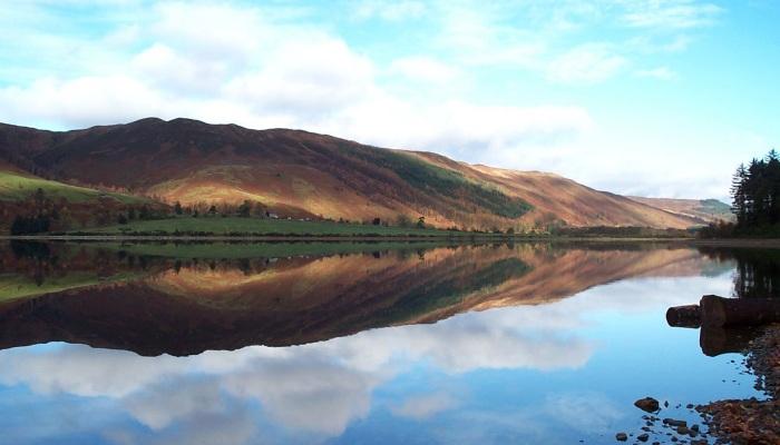 Reflections, Loch Lochy