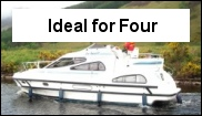 Ideal boats for four people