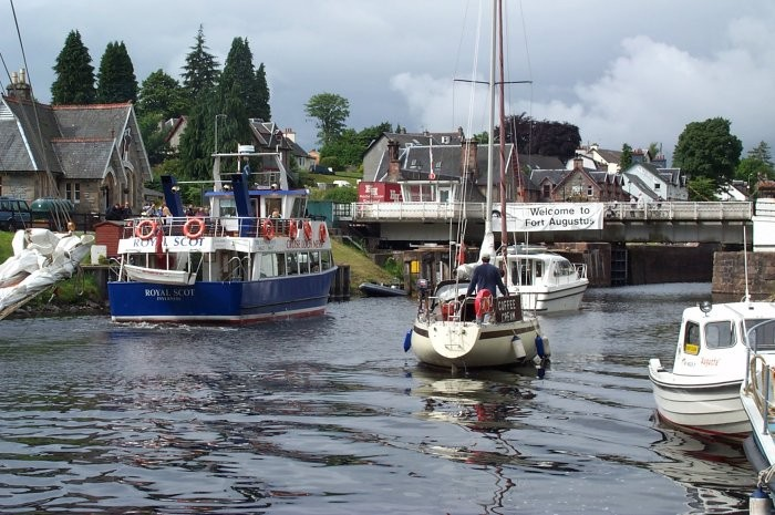 Welcome to Fort Augustus